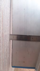 Кухня верт. низ = 6 мм.